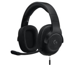 LOGITECH G433 7.1 Gaming Headset - Black