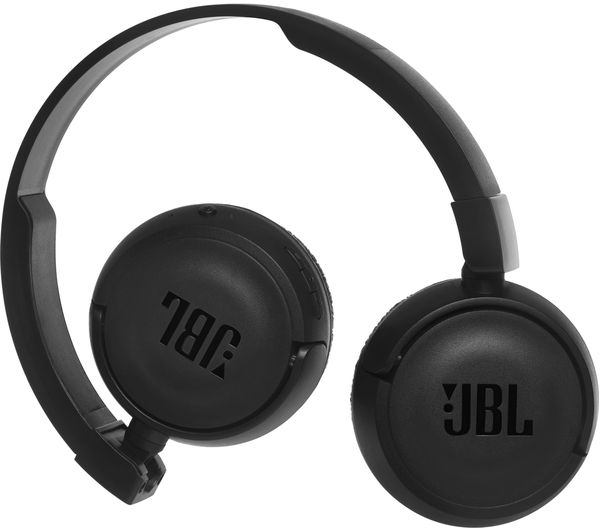 Buy Jbl T460bt Wireless Bluetooth Headphones Black Free Delivery