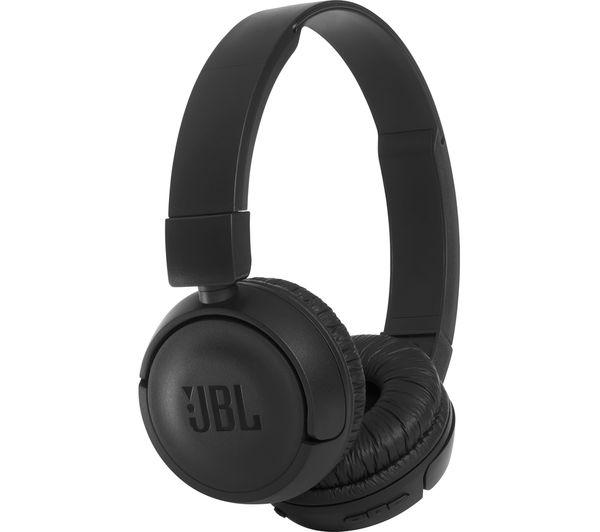 JBL T460BT Wireless Bluetooth Headphones - Black Fast Delivery