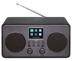 RA-D58B Smart Bluetooth Radio - Black