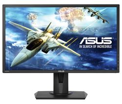 "ASUS VG245H Full HD 24"" LED Gaming Monitor - Black"