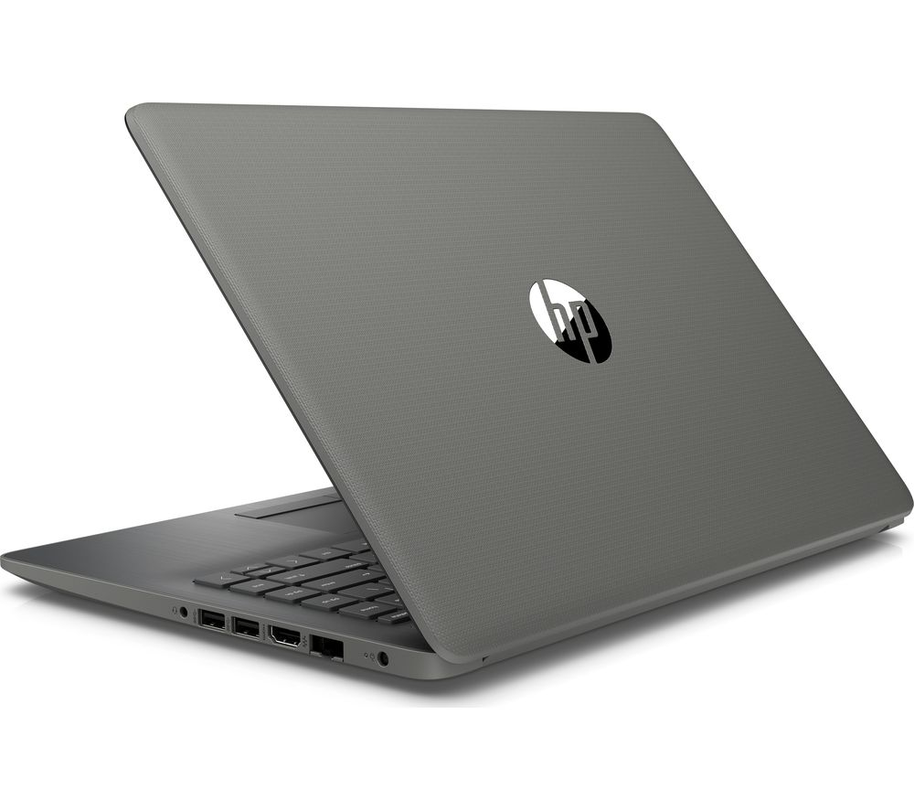 """HP 14"""" Intel® Pentium™ Laptop - 128 GB SSD, Grey + Office 365 Home - 1 year for 5 users + LiveSafe Premium 2018 - 1 year for unlimited devices"""