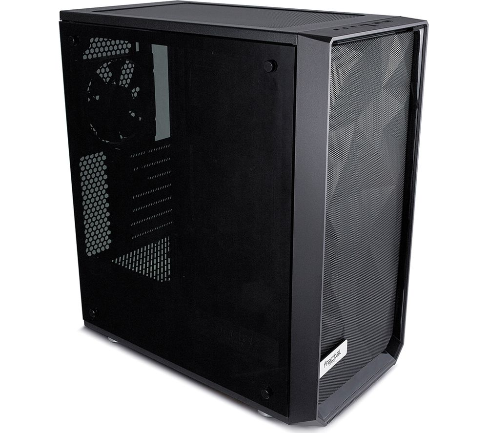 FRACTAL DESIGN Meshify C Blackout ATX Mid Tower PC Case