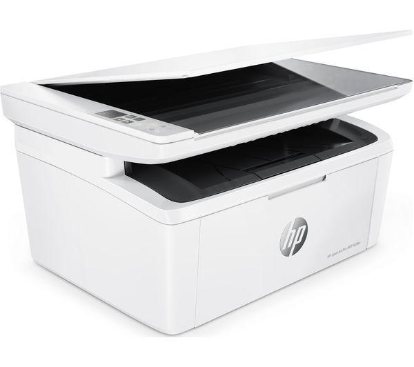 eb268588d710 HP LaserJet Pro M28W Monochrome All-in-One Wireless Laser Printer ...