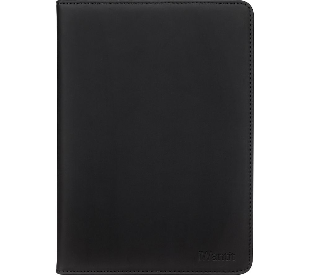 "IWANTIT IA3SKBK18 9.7"" iPad Smart Cover - Black"