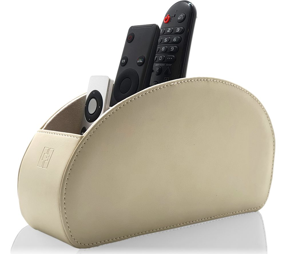 Image of CONNECTED Essentials CEG-10 Remote Control Holder - Beige, Beige