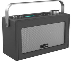 Century Wireless Speaker with Amazon Alexa - Charcoal