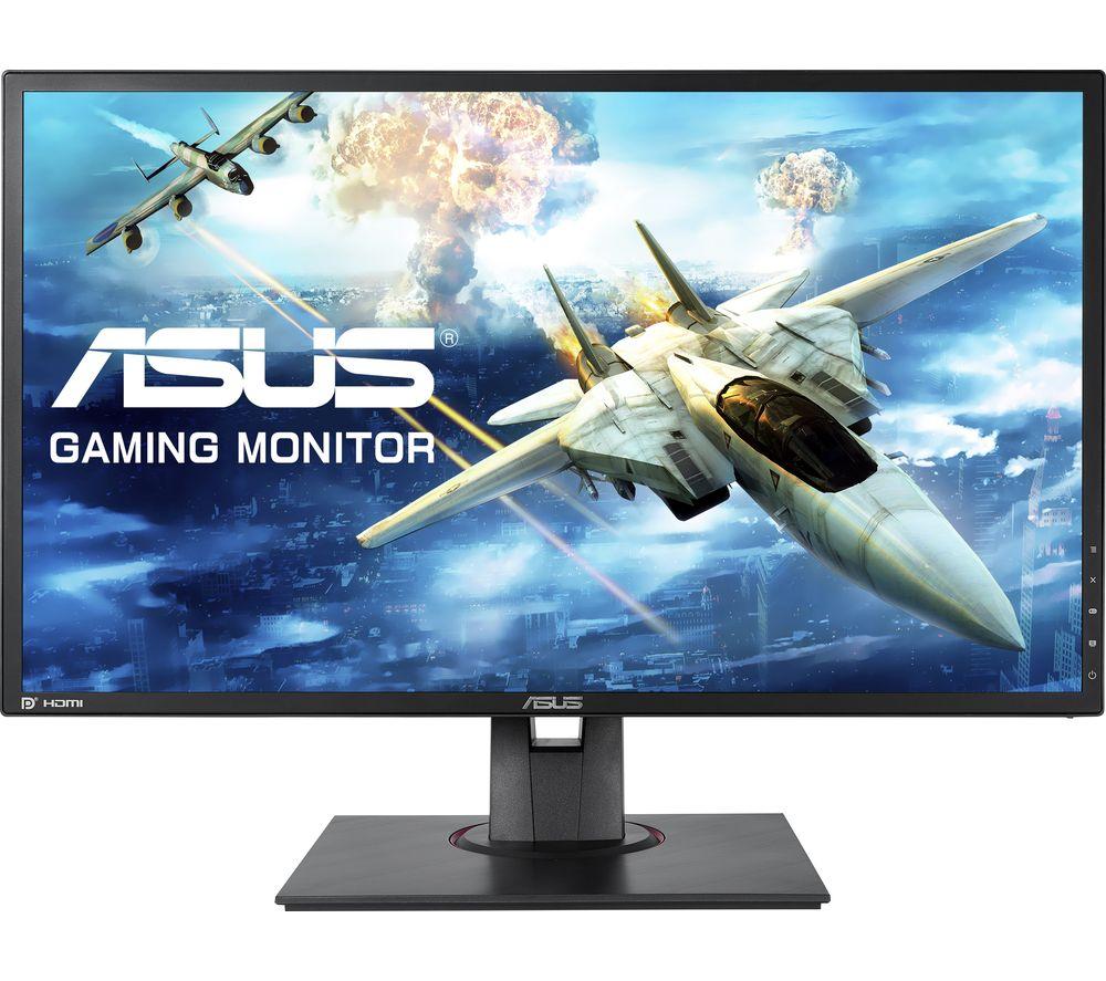 """ASUS MG248QE Full HD 24"""" LED Gaming Monitor - Black"""