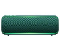 SONY EXTRA BASS SRS-XB22 Portable Bluetooth Speaker - Green