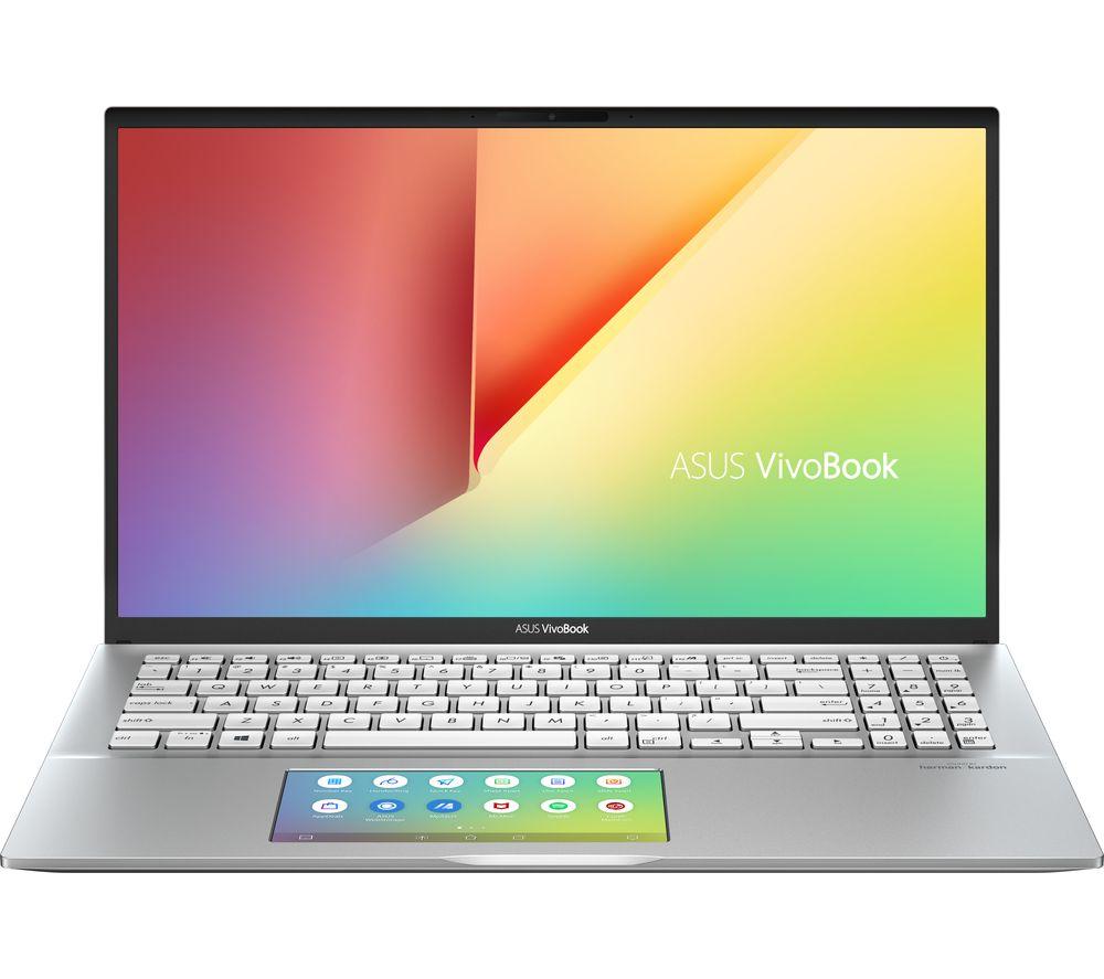 """ASUS VivoBook 15 S532 FA 15.6"""" Intel® Core™ i7 Laptop - 512 GB SSD, Silver"""
