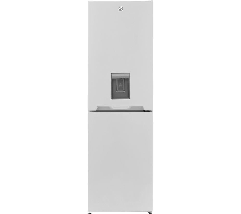 HOOVER HSV 1745WWDK 50/50 Fridge Freezer - White, White