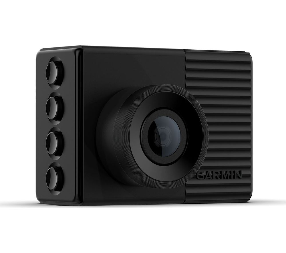 GARMIN 56 Quad HD Dash Cam – Black, Black