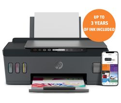 Smart Tank Plus 555 All-in-One Wireless Inkjet Printer