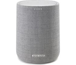HARMAN KARDON Citation One Bluetooth Multi-room Speaker with Google Assistant - Grey