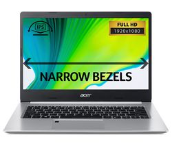 """Image of ACER Aspire 5 A514-52 14"""" Laptop - Intel® Core¿ i5, 1 TB SSD, Silver"""