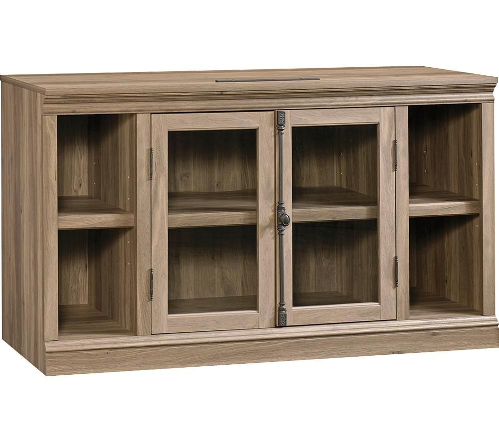 Image of Barrister Home Entertainment Sideboard 1445 mm TV Stand - Salt Oak