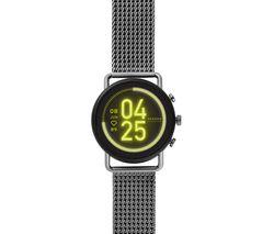 Falster 3 SKT5200 Smartwatch - Gunmetal, Mesh Strap, 42 mm
