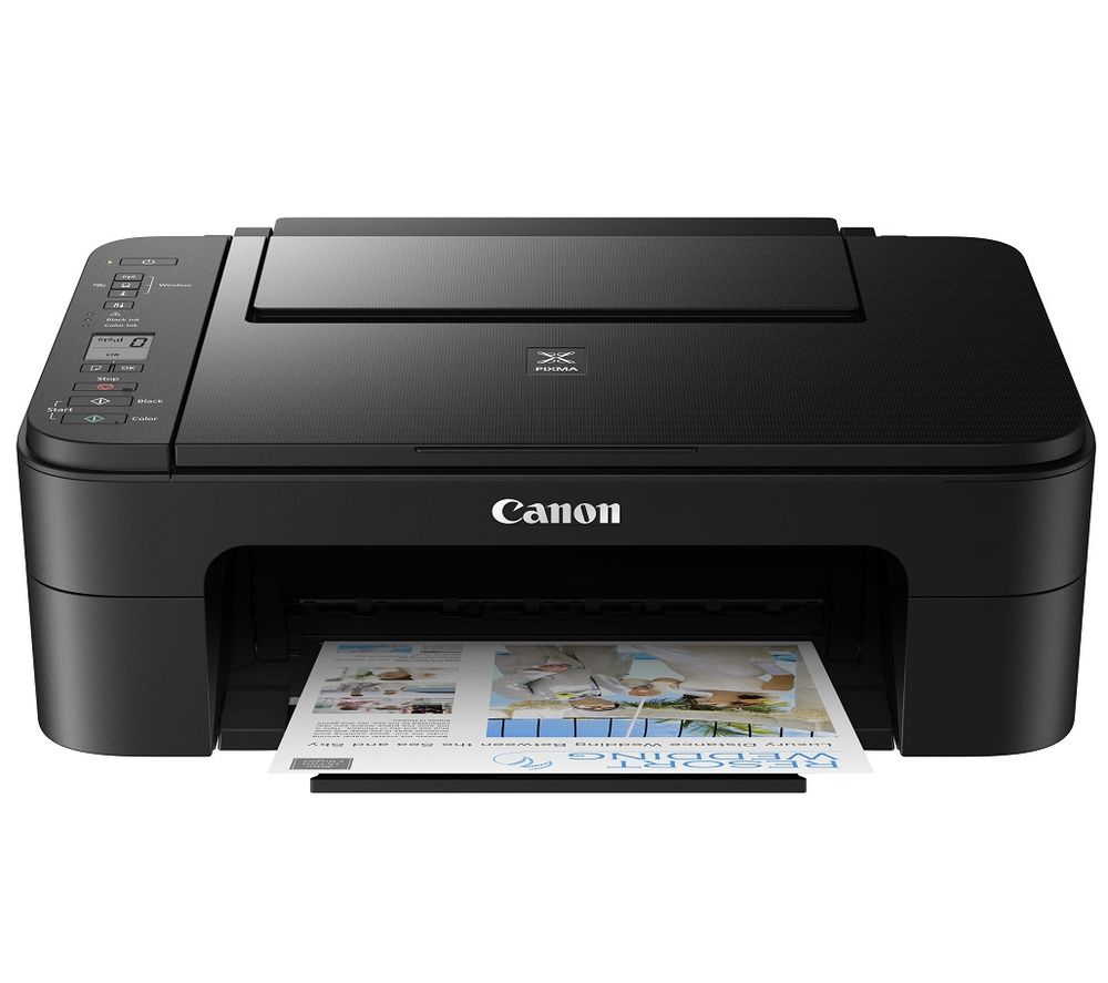 Image of CANON PIXMA TS3355 All-in-One Wireless Inkjet Printer