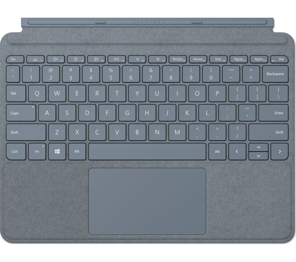 MICROSOFT Surface Go 2 Typecover - Ice Blue