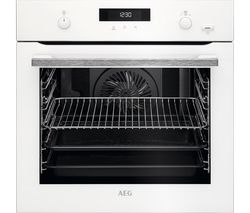 SteamBake BPS555020W Electric Steam Oven - White