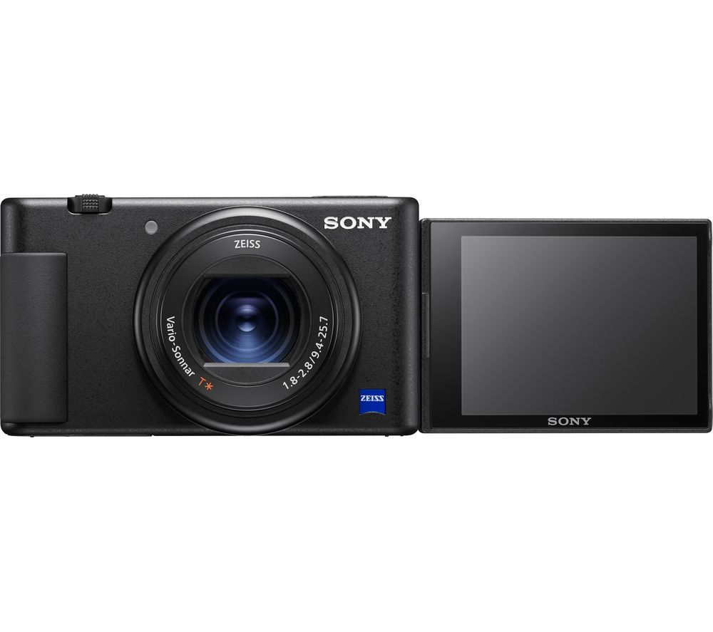 SONY ZV1 High Performance Compact Vlogging Camera