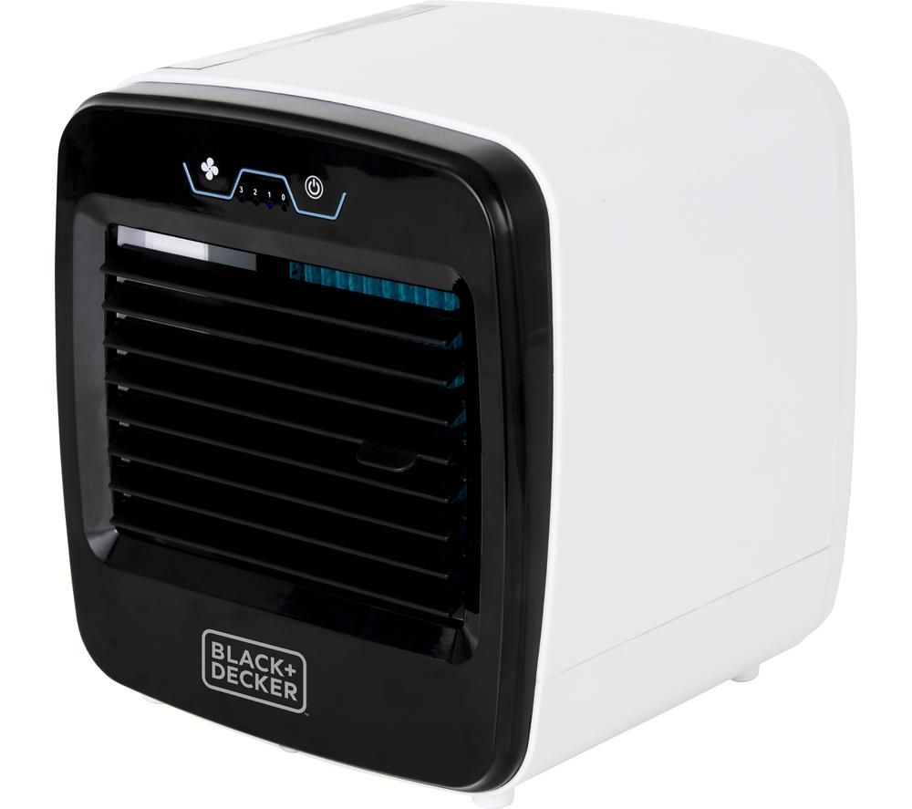 Image of BLACK DECKER BXAC65004GB Air Purifier, Humidifier & Cooler, Black