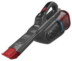 Image of BLACK + DECKER Dustbuster BHHV315J-GB Handheld Vacuum Cleaner - Red & Grey