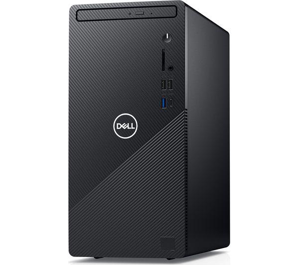 Image of DELL Inspiron 3881 Desktop PC - Intel® Core™ i5, 1 TB HDD & 256 SSD, Black