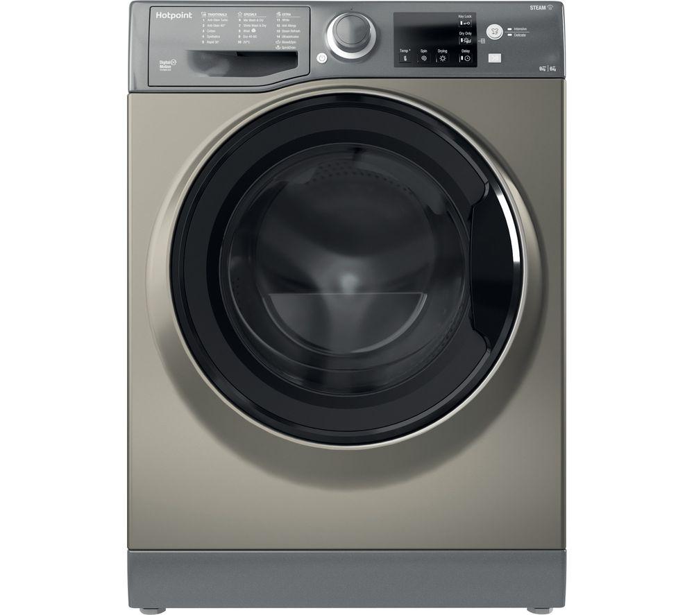 HOTPOINT RDG 9643 GK UK N 9 kg Washer Dryer - Graphite