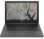 £169, HP 11a 11.6inch Chromebook - MediaTek MT8183, 32 GB eMMC, Grey, Chrome OS, MediaTek MT8183 Processor, RAM: 4GB / Storage: 32GB eMMC, Battery life:Up to 15.5 hours,