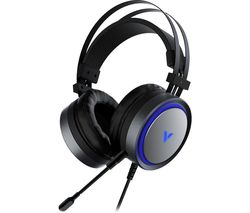 VH530 7.1 Gaming Headset - Grey & Black
