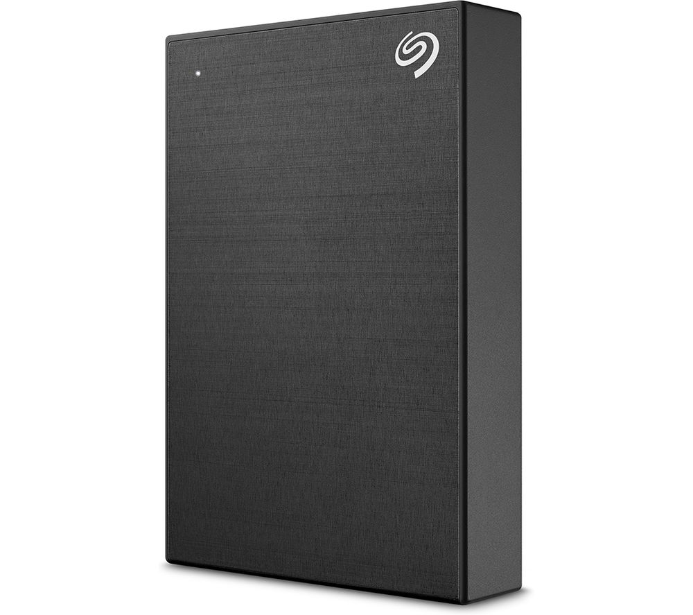 SEAGATE One Touch Portable Hard Drive - 5 TB, Black