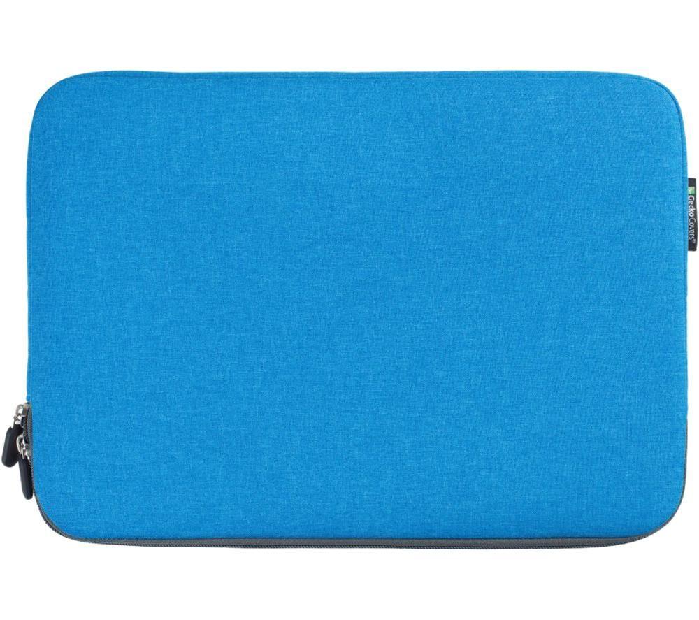 "GECKO COVERS Universal ZSL13C2 13"" Laptop Sleeve - Blue, Blue"