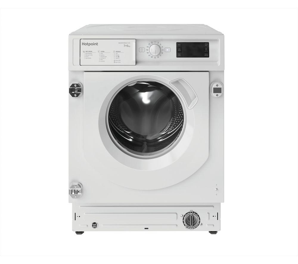 HOTPOINT BI WDHG 75148 UK N Integrated 7 kg Washer Dryer