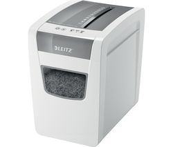 IQ Slim Home Office Cross Cut Paper Shredder