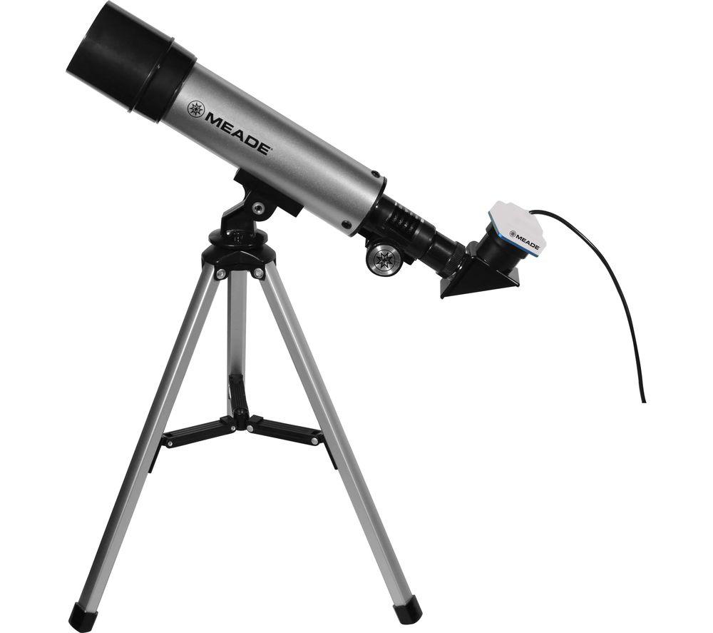 MEADE Lunar Observer Telescope and Camera Kit