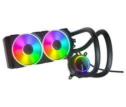Celsius+ S24 Prisma 240 mm Liquid CPU Cooler - RGB LED