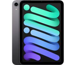 """8.3"""" iPad mini (2021) - 64 GB, Space Grey"""
