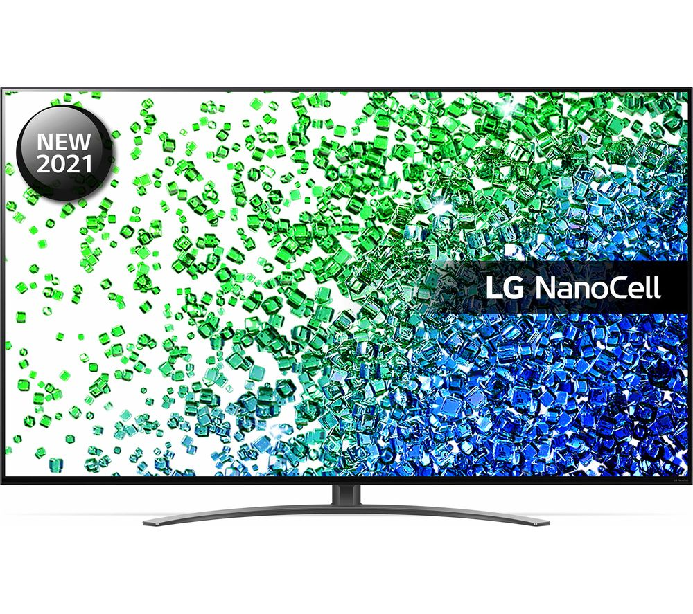 50 LG 50NANO816PA  Smart 4K Ultra HD HDR LED TV with Google Assistant & Amazon Alexa