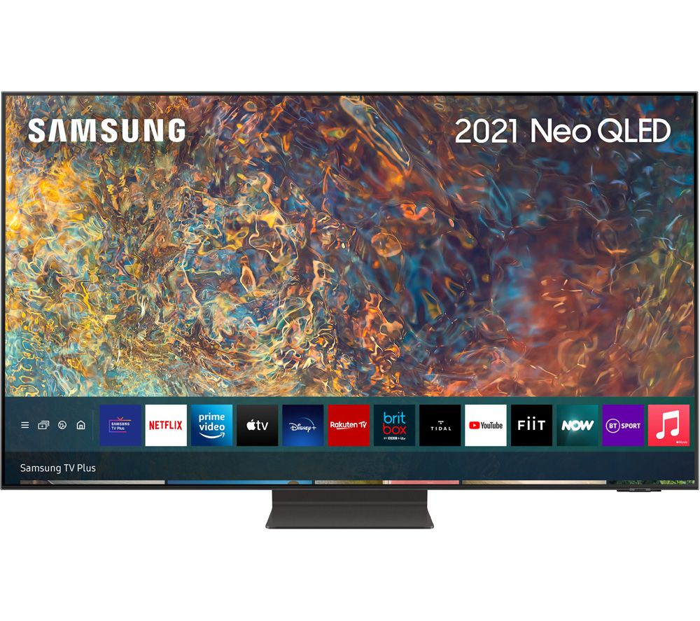 "SAMSUNG QE75QN94AATXXU 75"" Smart 4K Ultra HD HDR Neo QLED TV with Bixby, Alexa & Google Assistant"