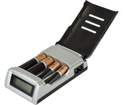 B1551 AAA & AA Alkaline Battery Charger