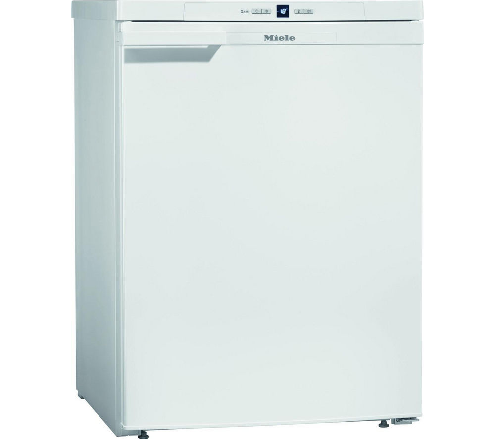 MIELE F12020S-2 Undercounter Freezer - White + K12020S-1 Undercounter Fridge - White