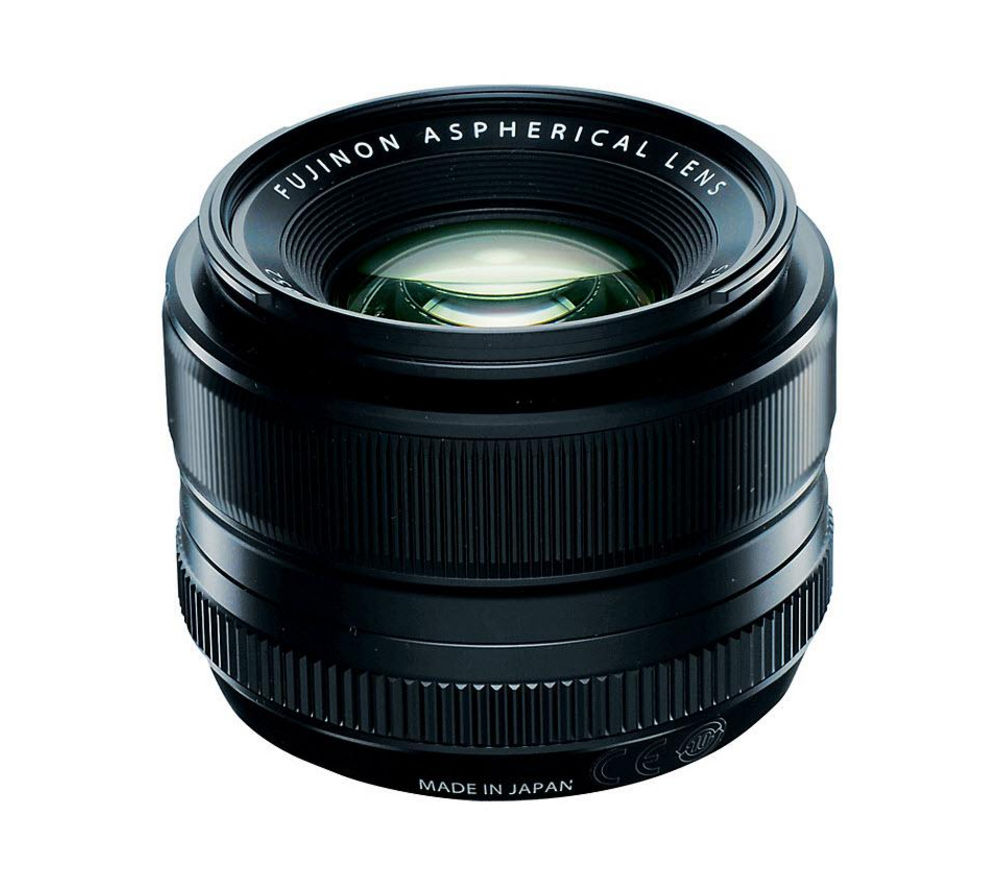Compare cheap offers & prices of FujiFilm Fujinon XF 35 mm f/1.4 R Standard Prime Lens manufactured by Fujifilm