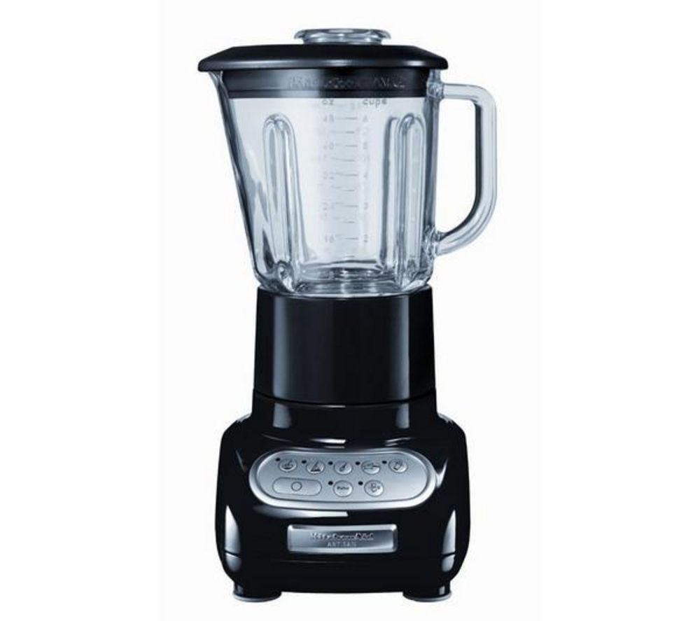 KITCHENAID Artisan Blender   Onyx Black