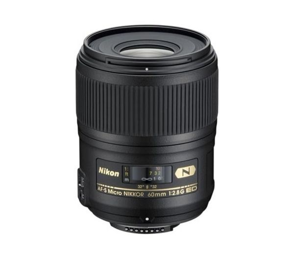 NIKON AF-S Micro NIKKOR 60 mm f/2.8G ED Macro Lens + DSLR Cleaning Kit