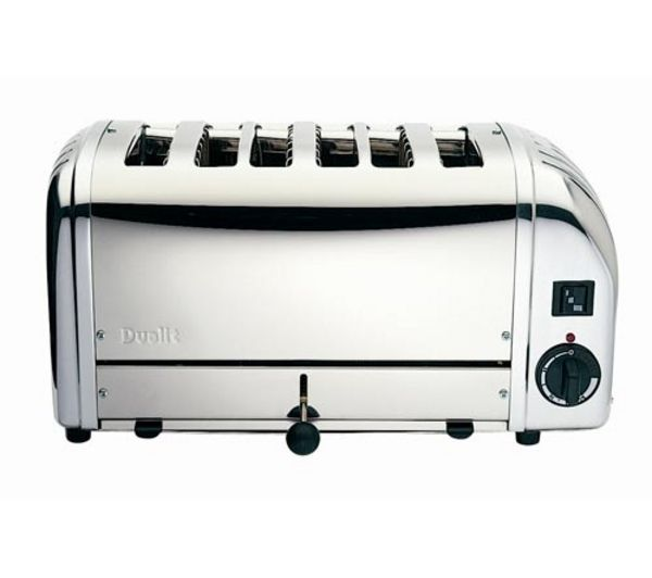 Compare retail prices of Dualit Vario 378701 6-Slice Toaster Stainless Steel to get the best deal online