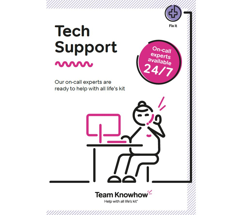 KNOWHOW Tech Support Service - 1 year