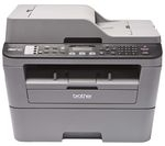 BROTHER MFCL2700DW Monochrome All-in-One Wireless Laser Printer with Fax