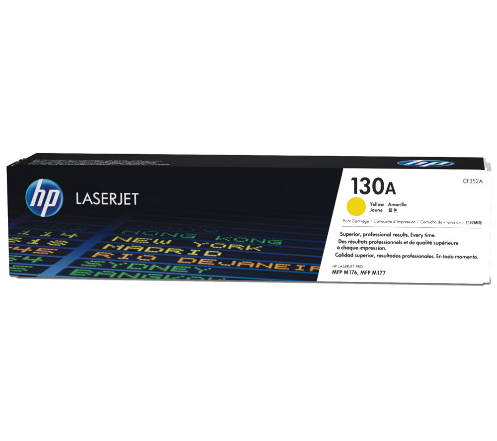 Compare retail prices of HP 130A Yellow Toner Cartridge to get the best deal online