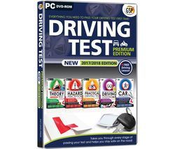 AVANQUEST Driving Test Premium 2015 Edition